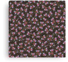 Mini mandrill Canvas Print
