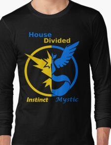 House Divided Instinct vs. Mystic Long Sleeve T-Shirt