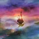 The Belated Boat by Stefano Popovski