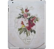 Organs & Limbs Heart iPad Case/Skin