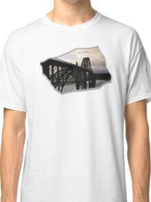 Newport Oregon - Steel and Wonder Classic T-Shirt