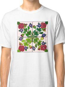 Portuguese Tiles Classic T-Shirt