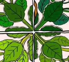 Portuguese Tiles Sticker