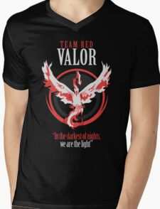 Team Valor Pokèmon GO! Mens V-Neck T-Shirt