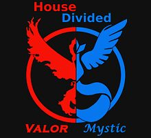 House Divided Valor vs. Mystic Unisex T-Shirt