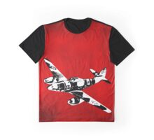 Messerschmitt Me 262 Jet Fighter from WW2 Graphic T-Shirt