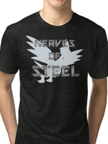 Nerves of Steel Tri-blend T-Shirt