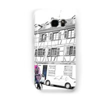 yeep, and here I come  Samsung Galaxy Case/Skin
