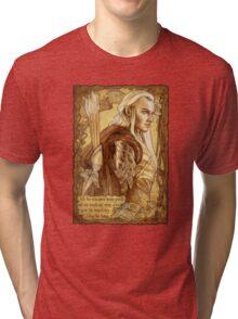 Haldir  Tri-blend T-Shirt