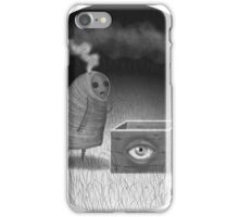The Mystery Box iPhone Case/Skin
