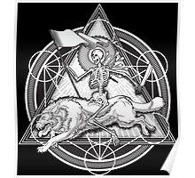 Wolf Rider Poster