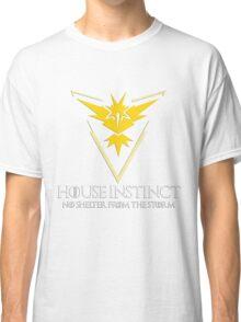 House Instinct v2 (GOT + Pokemon GO) Classic T-Shirt
