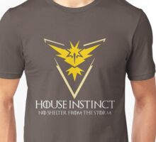 House Instinct v2 (GOT + Pokemon GO) Unisex T-Shirt