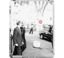 alright, I see, it's working iPad Case/Skin