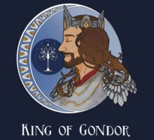 King of Gondor by Son-of-Ferron