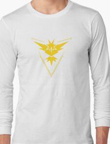 House Instinct v2 (GOT + Pokemon GO) white Long Sleeve T-Shirt