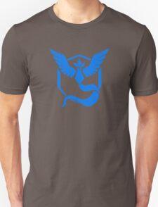 Pokemon Go faction: Mystic Unisex T-Shirt