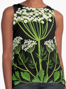 Anise Contrast Tank
