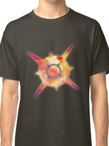 Pokémon Sun Logo Space Classic T-Shirt