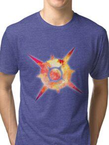 Pokémon Sun Logo Space Tri-blend T-Shirt