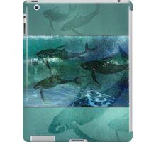 Playful Porpoise iPad Case/Skin
