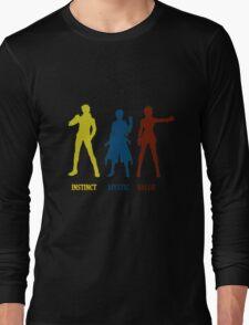 pokemon go team leaders Long Sleeve T-Shirt