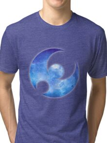 Pokémon Moon Logo Space Tri-blend T-Shirt