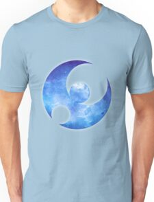 Pokémon Moon Logo Space Unisex T-Shirt