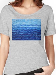Sea & Sky original painting Women's Relaxed Fit T-Shirt
