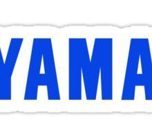 Yamaha Logo Sticker