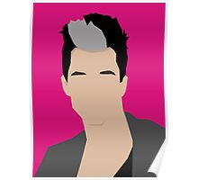 Russell Kane Vector Artwork Poster