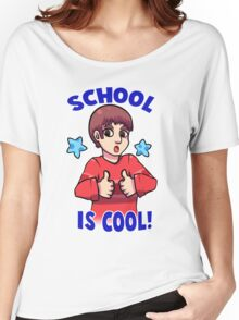 Blue's Clues: School is Cool! Women's Relaxed Fit T-Shirt