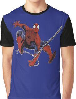 Spider-man Graphic T-Shirt