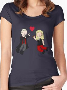 Spuffy Love Women's Fitted Scoop T-Shirt