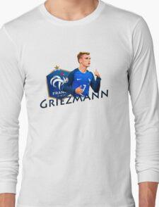 Antoine Griezmann - France Euro 2016 Long Sleeve T-Shirt
