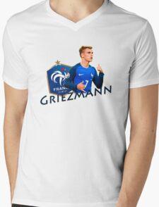 Antoine Griezmann - France Euro 2016 Mens V-Neck T-Shirt