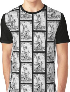 The Magician Tarot Card - Major Arcana - fortune telling - occult Graphic T-Shirt