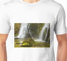 The pitchfork and the geyser Unisex T-Shirt