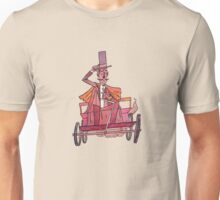 19th Century Car Enthusiast Unisex T-Shirt