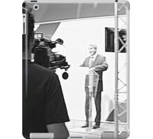 can you hear me, can you see me? iPad Case/Skin