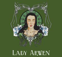 Lady Arwen by Son-of-Ferron
