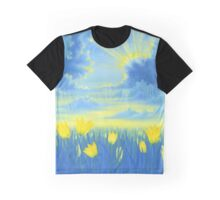 Joyful Sunrise Graphic T-Shirt