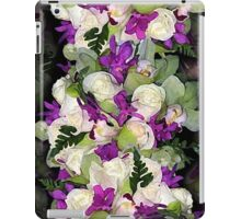 Tropical Bouquet Print iPad Case/Skin