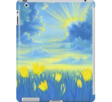 Joyful Sunrise iPad Case/Skin