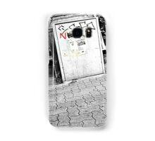 I saw it, I didn't, I . . .  Samsung Galaxy Case/Skin