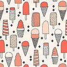 Ice Cream Season by Andrea Lauren by Andrea Lauren