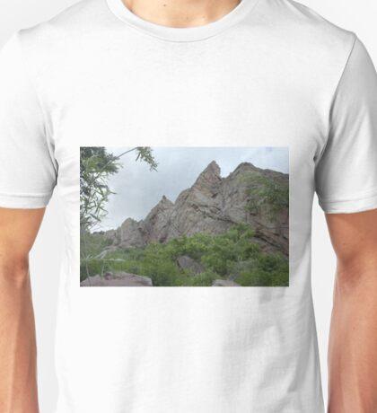 Colorado Mountain Unisex T-Shirt