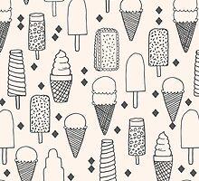 Ice Cream Season - Vanilla by Andrea Lauren by Andrea Lauren