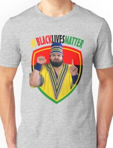 Akeem the African Dream - Black Lives Matter Unisex T-Shirt