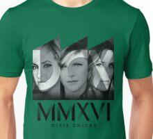 DIXIE CHICKS DCX MMXVI WHITE Unisex T-Shirt